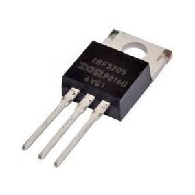 Irf3205 Transistor Mosfet To-220 X 04 Und
