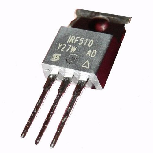 irf510pbf irf510 irf510n to-220ab mosfet 5.6a 100v
