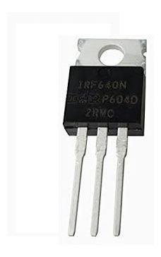 irf640 mosfet 18n20  18amp 200 voltios