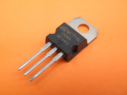 irf640 - power mosfet(vdss=200v, rds(on)=0.18ohm, id=18a)