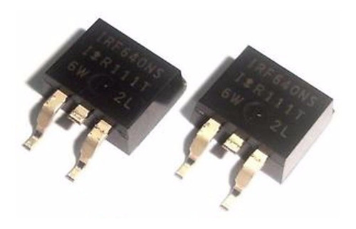 irf640n irf640ns irf640 mosfet smd to-263