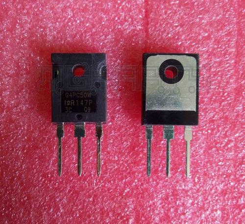 irg4pc50w  g4pc50w transistor igbt 600v 55a orig ir cc