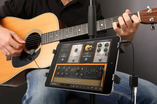 irig acoustic microphone / interface mobile para violão