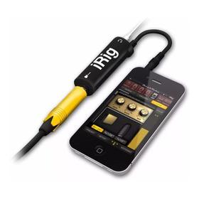 Irig Amplitube iPhone iPad Amplificador Guitarra Envíos