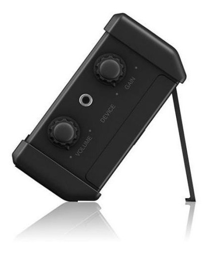 irig nano amp ik amp de guitarra 3w p/ iphone ipad red