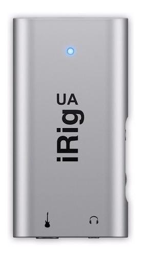 irig ua ik interface de áudio para android nf e garantia