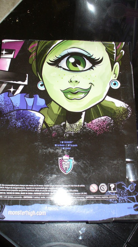 iris clops monster high