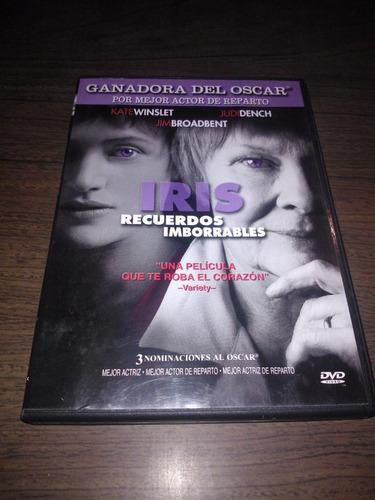 iris recuerdos imborrables / kate winslet / judi dench