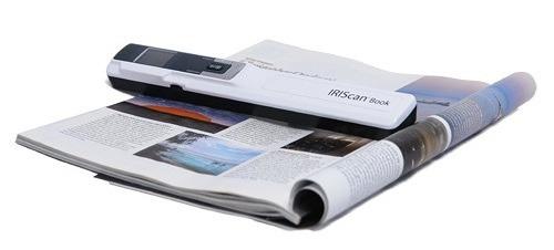 iriscan book 3 escáner portátil con envío gratis