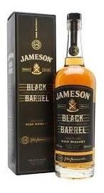 irish whisky jameson black barrel