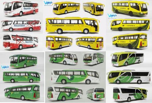 irizar pb personalizado - miniatura de ônibus metal unidade