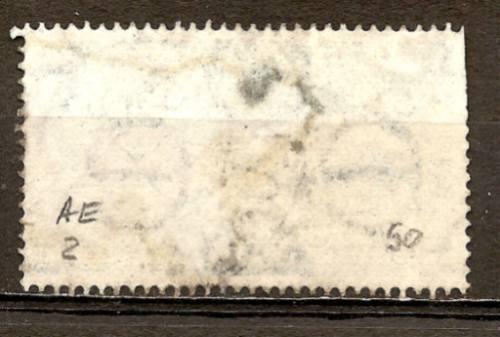 irlanda sello aereo usado n°2 catalogo yvert