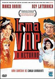 irma vap o retorno com marco nanini dvd original