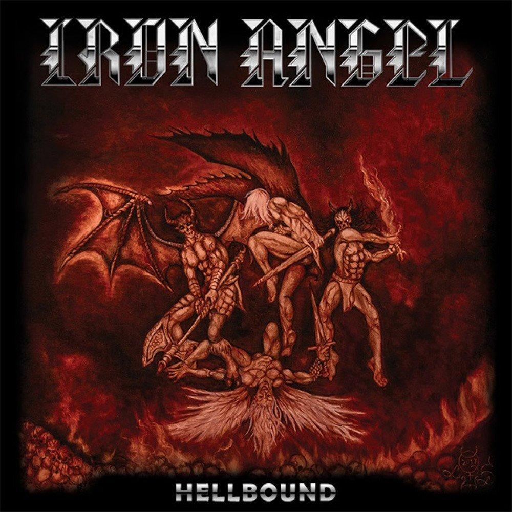 Resultado de imagem para Iron Angel - Hellbound