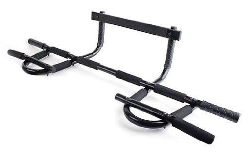 iron  gym xtreme barras de ejercicio puerta + abrazaderas