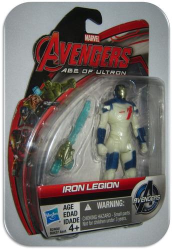 iron legion avengers era de ultron marvel hasbro