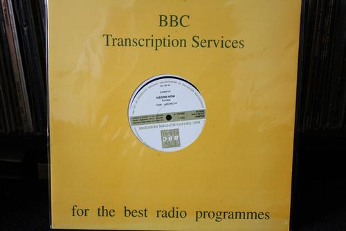 iron maiden bbc transcripition importado raro !!