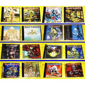 Iron Maiden Cd De Música Lote