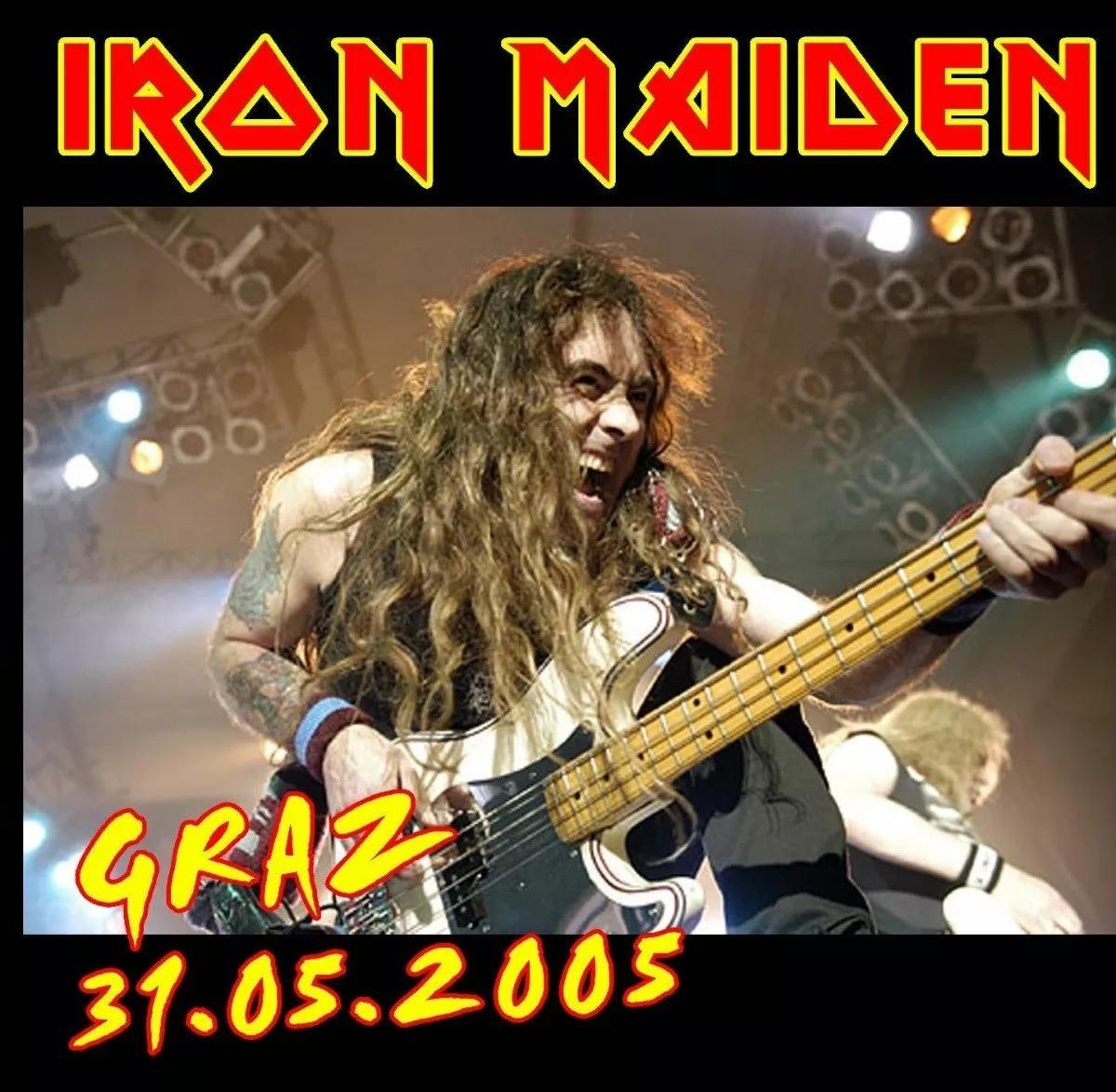 Iron Maiden Coleção Bootlegs 1977-2018 Selecionados
