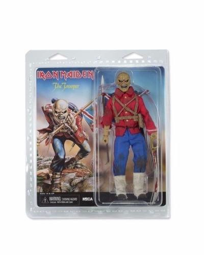 iron maiden eddie the trooper neca rock heavy metal boneco
