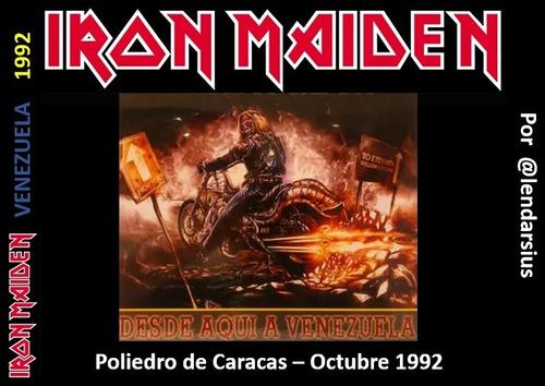 iron maiden en caracas (1992) mp3