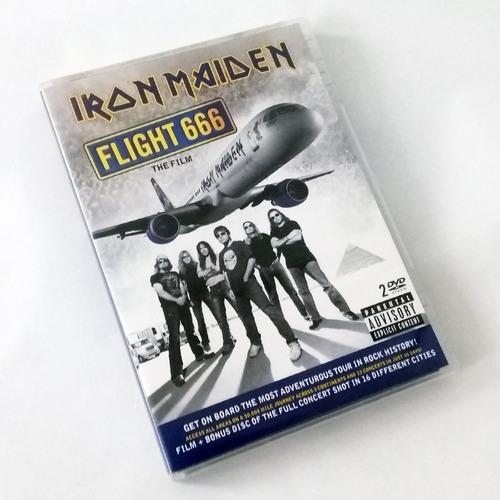 iron maiden - flight 666 - the film - dvd
