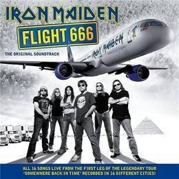 iron maiden flight 666 the original soundtrack cd x 2 nuevo