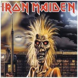 iron maiden iron maiden cd nuevo