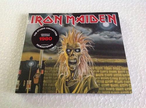 iron maiden - iron maiden digipack 2018
