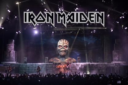 iron maiden live chapter dvd 2017 -hd y sonido 5.1