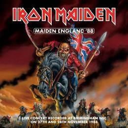 iron maiden maiden england cd x 2 nuevo