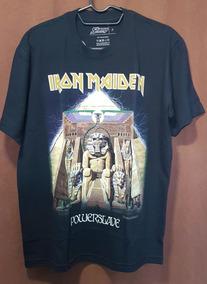 b346ebeefc Camiseta Iron Maiden Original Da - Camisetas e Blusas em Rio de Janeiro com  o Melhores Preços no Mercado Livre Brasil