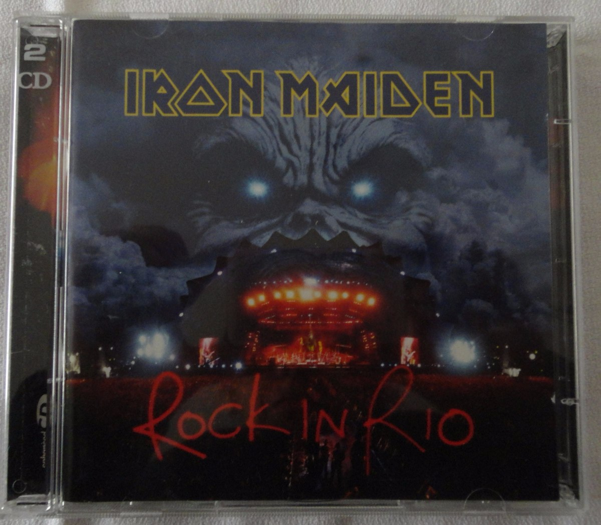 MusicaMetal: Discografia De Iron Maiden descarga