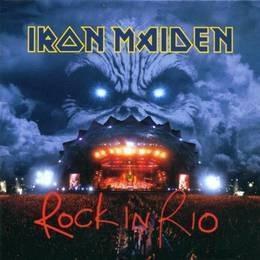 iron maiden rock in rio cd nuevo