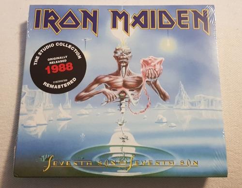 iron maiden - seventh son of a seventh son digipack 2019