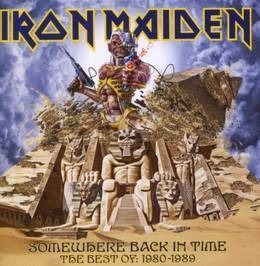 iron maiden somewhere back in time best of 1980-89 cd nuevo
