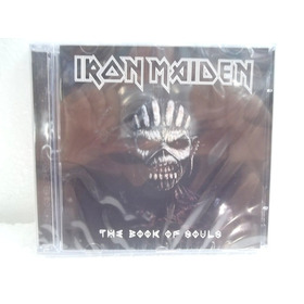 Iron Maiden The Book Of Souls Cd Duplo  Lacrado Frete 12,00