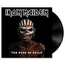 iron maiden - the book of souls - vinilox3 - nuevo