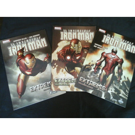 Iron Man - Extremis - Completo