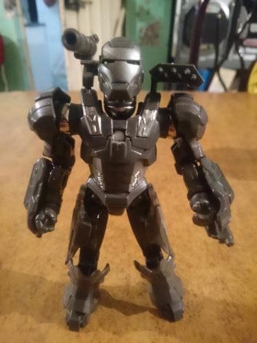 iron man 2 war machine magnetico mega bloks