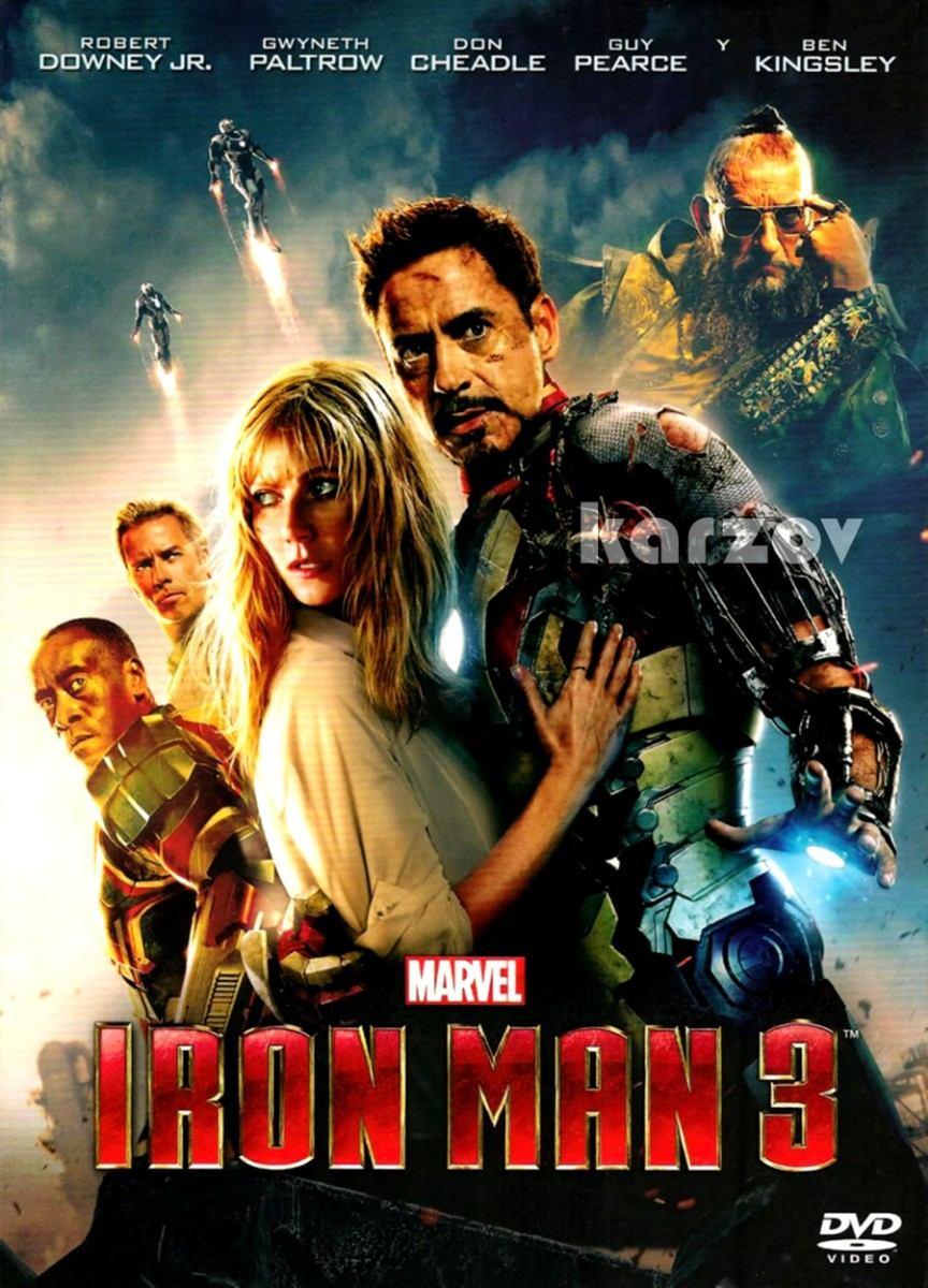Iron Man 2: Iron Man 3 Marvel Comics Cine Accion Aventuras Pelicula