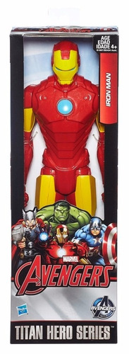 iron man avengers titan hero series - homem de ferro