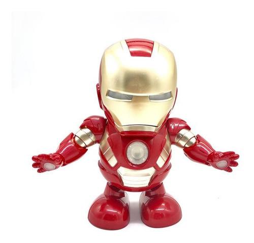 iron man bailarin