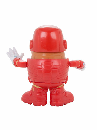 iron man cabeza de papa marvel pop taters