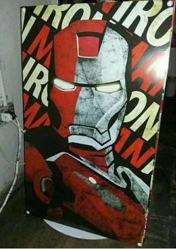 iron man  cuadro marvel