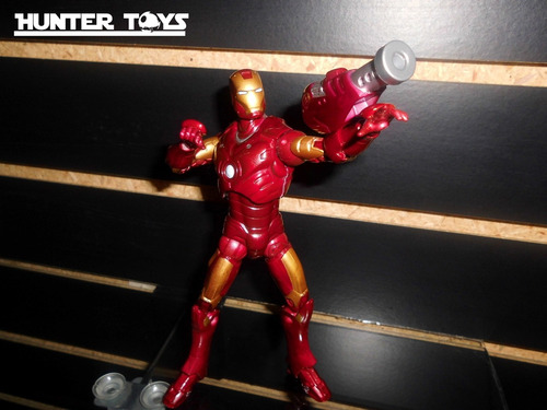 iron man, de la pelicula, marvel comics, figura