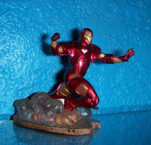 iron man estatua star-wars masnk he-man gi-joe thundercats