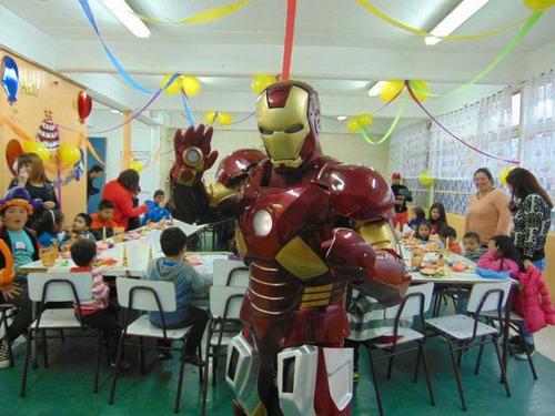 iron man, eventos toda v región, cumpleaños y fiestas