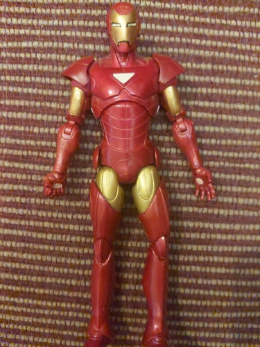 iron man extremis marvel legends hasbro
