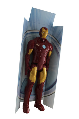 iron man figura